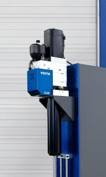 Voith Hydraulic Punch System